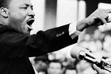 Il a été découvert récemment que le FBI cherchait à pousser Martin Luther King au suicide.