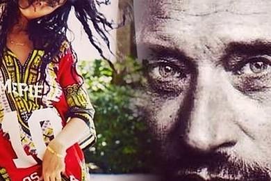 """Rihanna a inspiré Johnny Hallyday Officiel pour son nouveau titre """"Seul"""". Vous en pensez quoi?"""