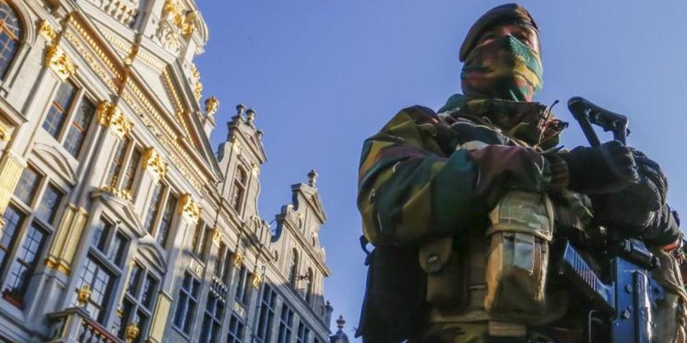 Soupçons d'attaques terroristes au plat pays