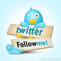 Ti seguo su Twitter