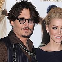 Johnny Depp e Amber Heard (The Rum Diary, 2012)