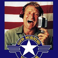 Good Morning, Vietnam di Barry Levinson (1987)