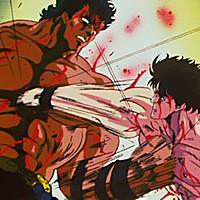 Kenshiro vs Raoul