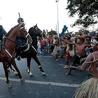 Lo scambio alla pari con gli indigeni