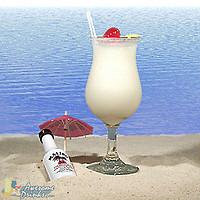Pina Colada - a basa e di Rum bianco e Cocco