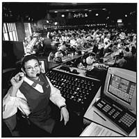 Estrattore di numeri al bingo