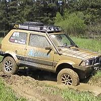 Fiat - Panda 4x4