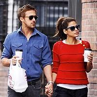 Eva Mendes e Ryan Gosling (Come un tuono, 2012)