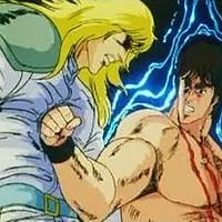 Kenshiro vs Shin