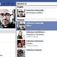 Ci sei su Facebook?
