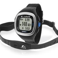 Runtastic RUNGPS1 Orologio GPS con Fascia Cardio