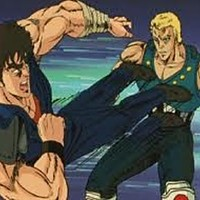 Kenshiro vs Sauzer