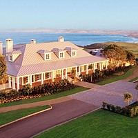 The Lodge at Kauri Cliffs (Nuova Zelanda)