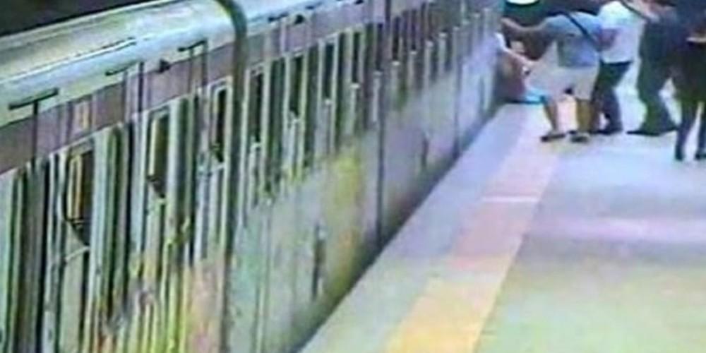 Atac sospende il conducente della metro che chiuse tra le porte Natalya Garkovich