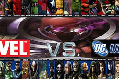 Quali di questi Supereroi (Mervel & DC) è il vostro preferito?