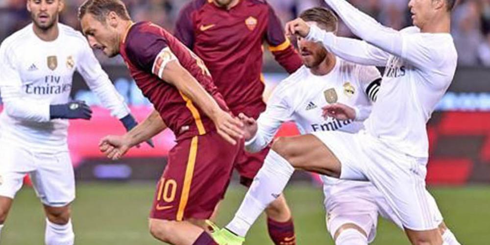 Roma VS Real Madrid: le formazioni ufficiali al 99%