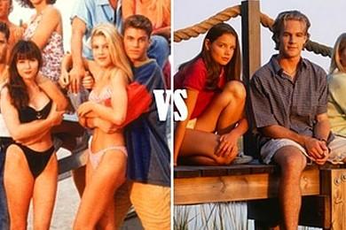 Beverly Hills 90210 o Dawson's creek? Vota il migliore!