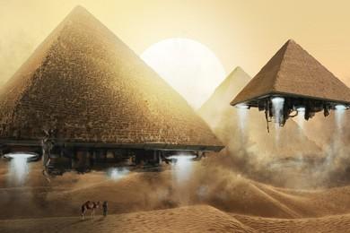 Piramidi e alieni: i legami che non ti dicono