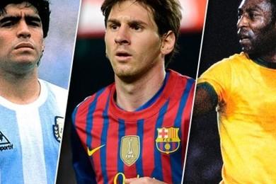 Pelè, Maradona o Messi? Chi è il più grande di sempre?