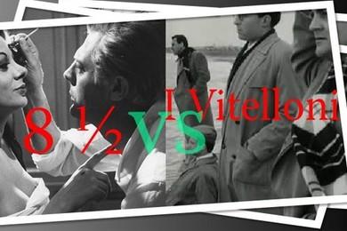 Cinema Fellini: 8 ½ o I vitelloni, chi vince ?