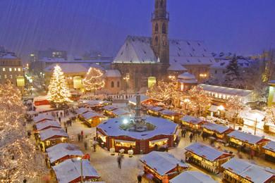 Trascorrerai le feste di Natale in Italia o all'estero?
