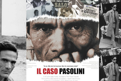 Pasolini 40: al MU.CRI in mostra i reperti dell'omicidio