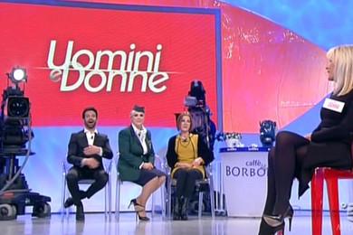 Uomini e donne: Gemma cerca Giorgio …o Alberto?