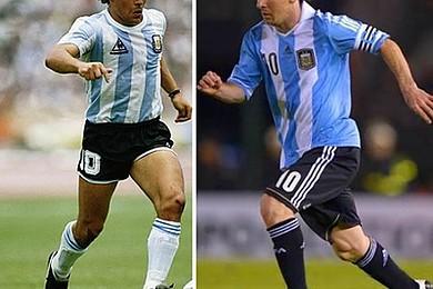 Messi o Maradona? Secondo te chi è il più forte?