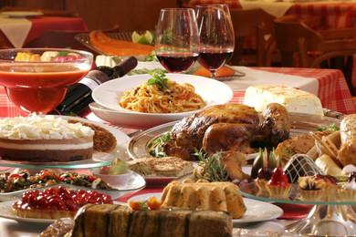 Il tuo pranzo di Natale sarà tradizionale o alternativo?