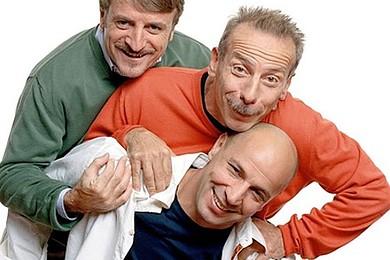 Qual è il #FILM con ALDO, GIOVANNI & GIACOMO che ti fa più ridere?