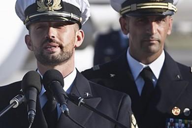 Marò: Latorre torna a casa per 4 mesi