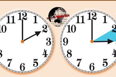 Ecco quando cambia l'orario