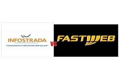 ADSL Fastweb e ADSL Infostrada: vota la migliore offerta