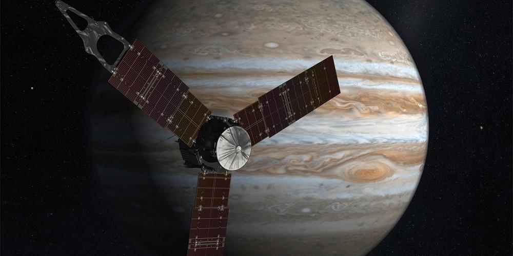 Tutto quello che c'è da sapere sulla sonda Juno