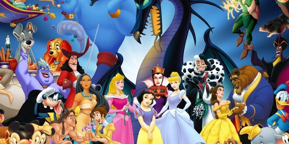 I 10 cartoni Disney più belli di sempre