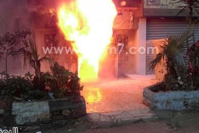 Attentato al Cairo: attacco con molotov uccide 18 persone