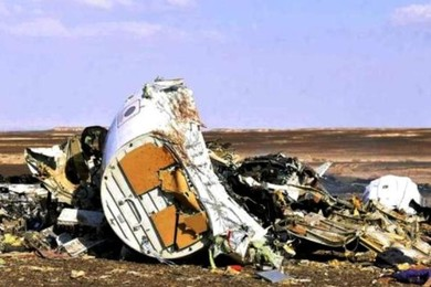 Strage aereo russo: rilevato 'lampo di calore'