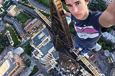 Qual è il selfie più folle?