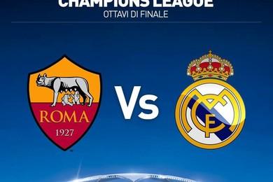 Roma VS Real: le formazioni ufficiali al 99%