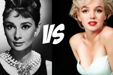 Audrey Hepburn o Marilyn Monroe?