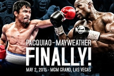 Mayweather vs Pacquiao: chi vincerà?
