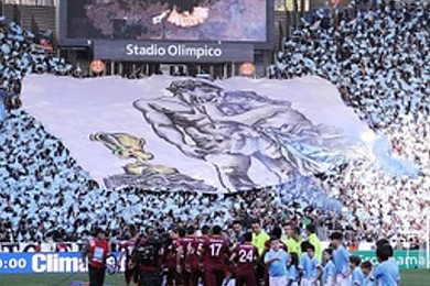 La tifoseria italiana più creativa?
