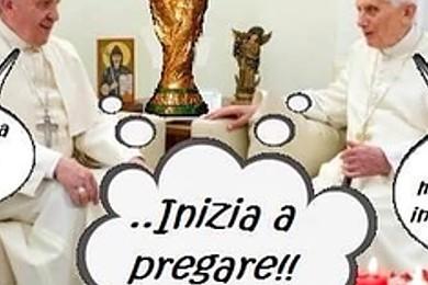 """""""Derby vaticano"""": Ratzinger o Bergoglio?"""