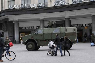 Bruxelles, evacuata moschea: blitz in corso [LIVE]