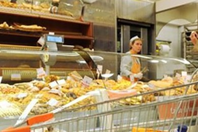 Prezzi giù, l'Italia è in deflazione