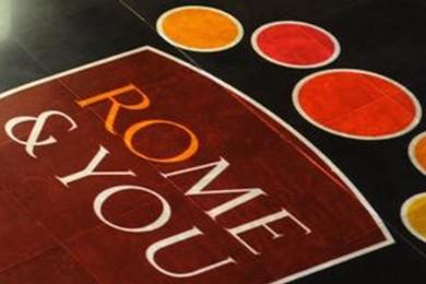 Ti piace 'Rome & You', il nuovo logo della Capitale?