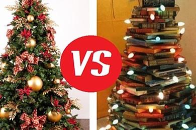 Qual è il vostro albero di Natale?