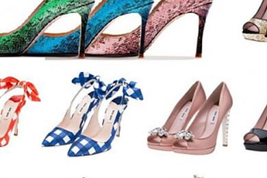 Quale tipo di modello sarà gettonato nelle collezioni di scarpe da donna primavera/estate?