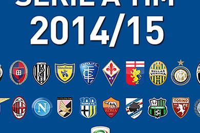 Serie A 2014-2015: Chi è la favorita per lo scudetto?