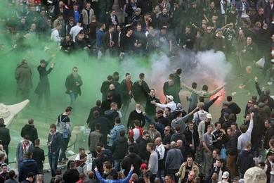Caos tifosi olandesi a roma: secondo te di chi è la colpa?